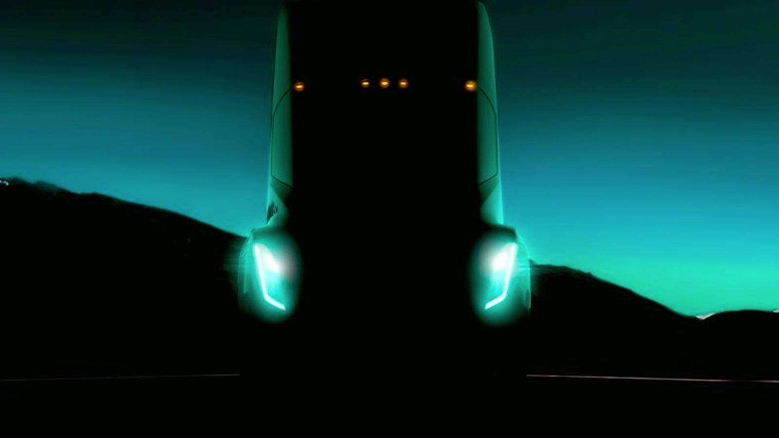 El próximo vehículo de Tesla es un tractocamión eléctrico