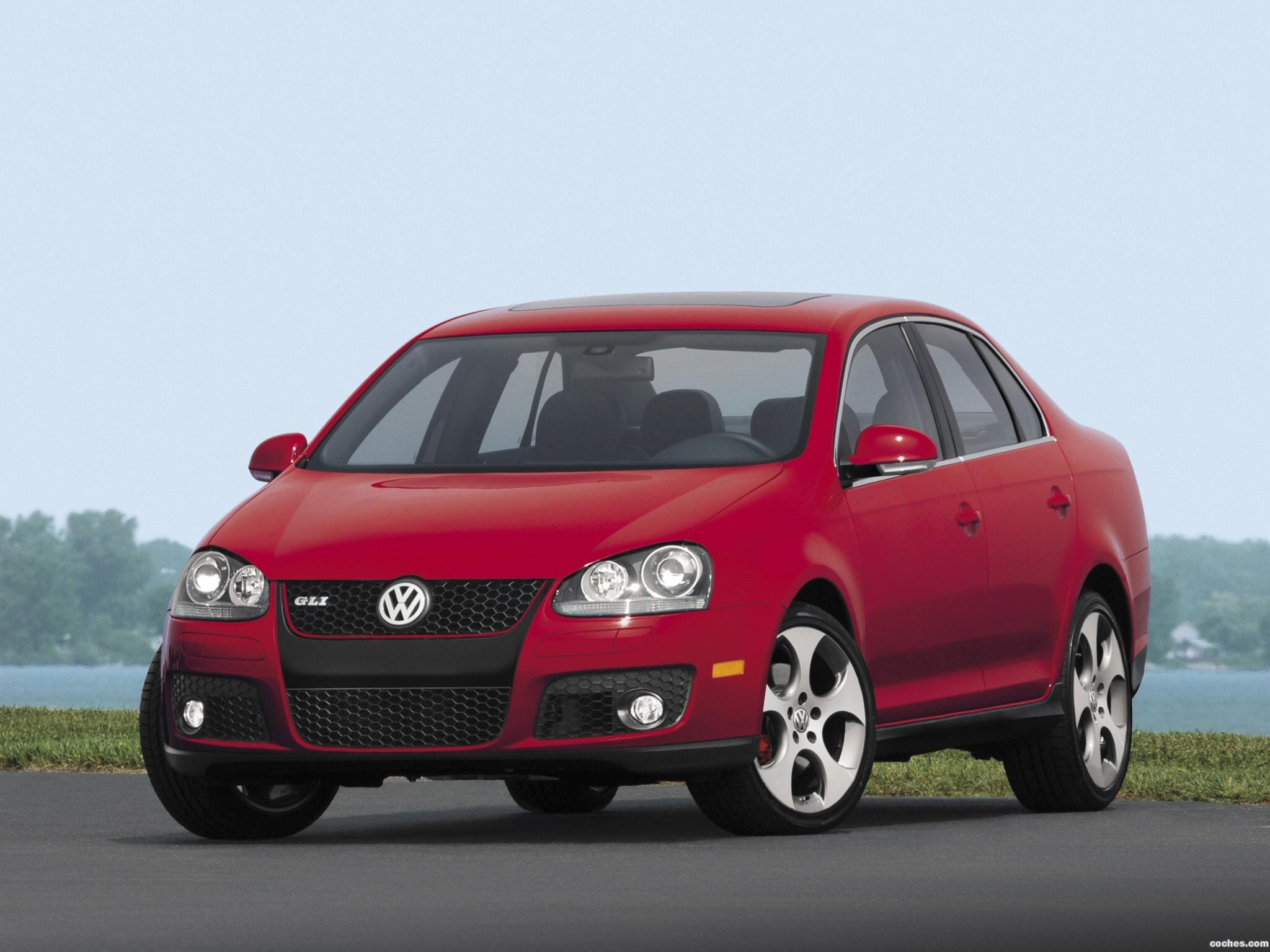 Volkswagen GLI 2006 - 2011