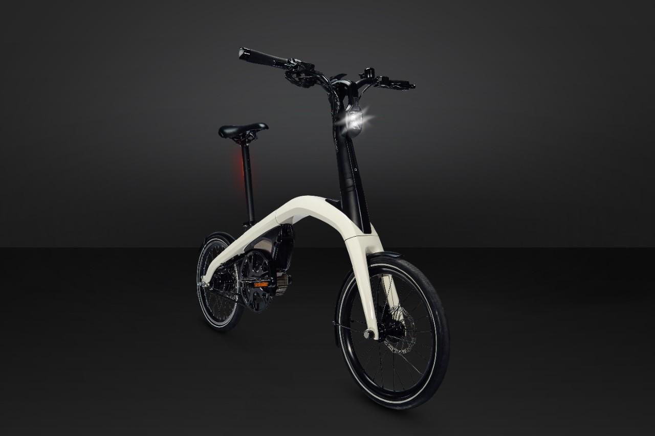 La bicicleta eléctrica de General Motors
